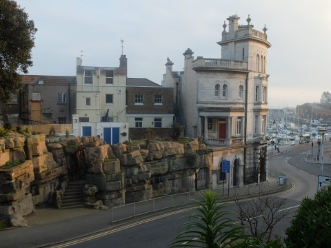 Madeira Walk, Ramsgate, Kent.