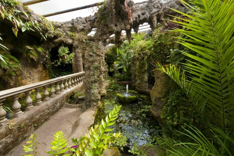 Dewstow Gardens, Wales