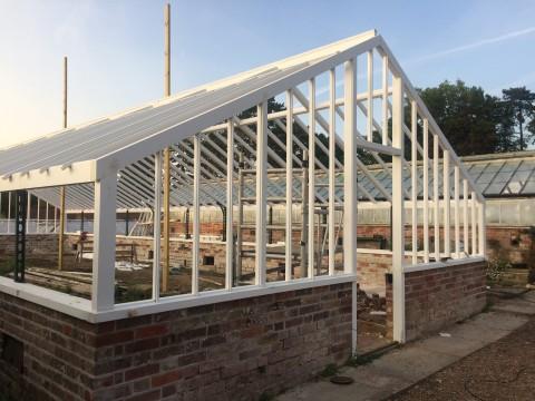 Restored glasshouse