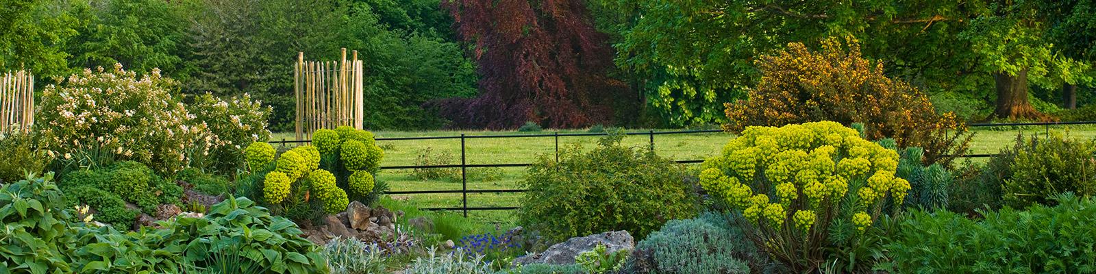 Doddington Place Gardens - Contact