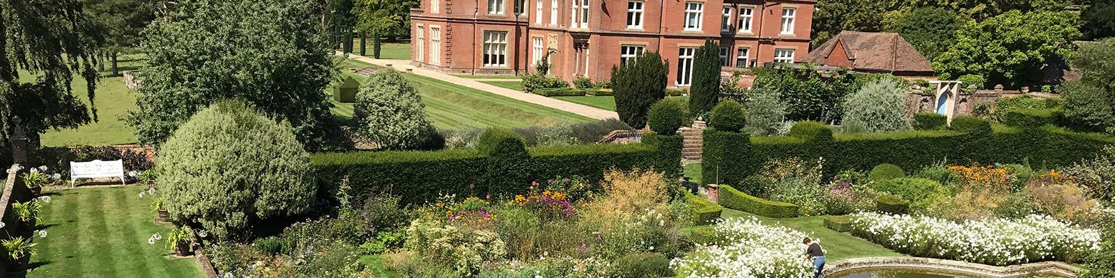 Doddington Place Gardens - Book Tickets