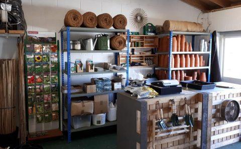 Edible Culture's shop