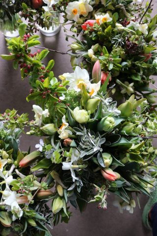 English grown flowers