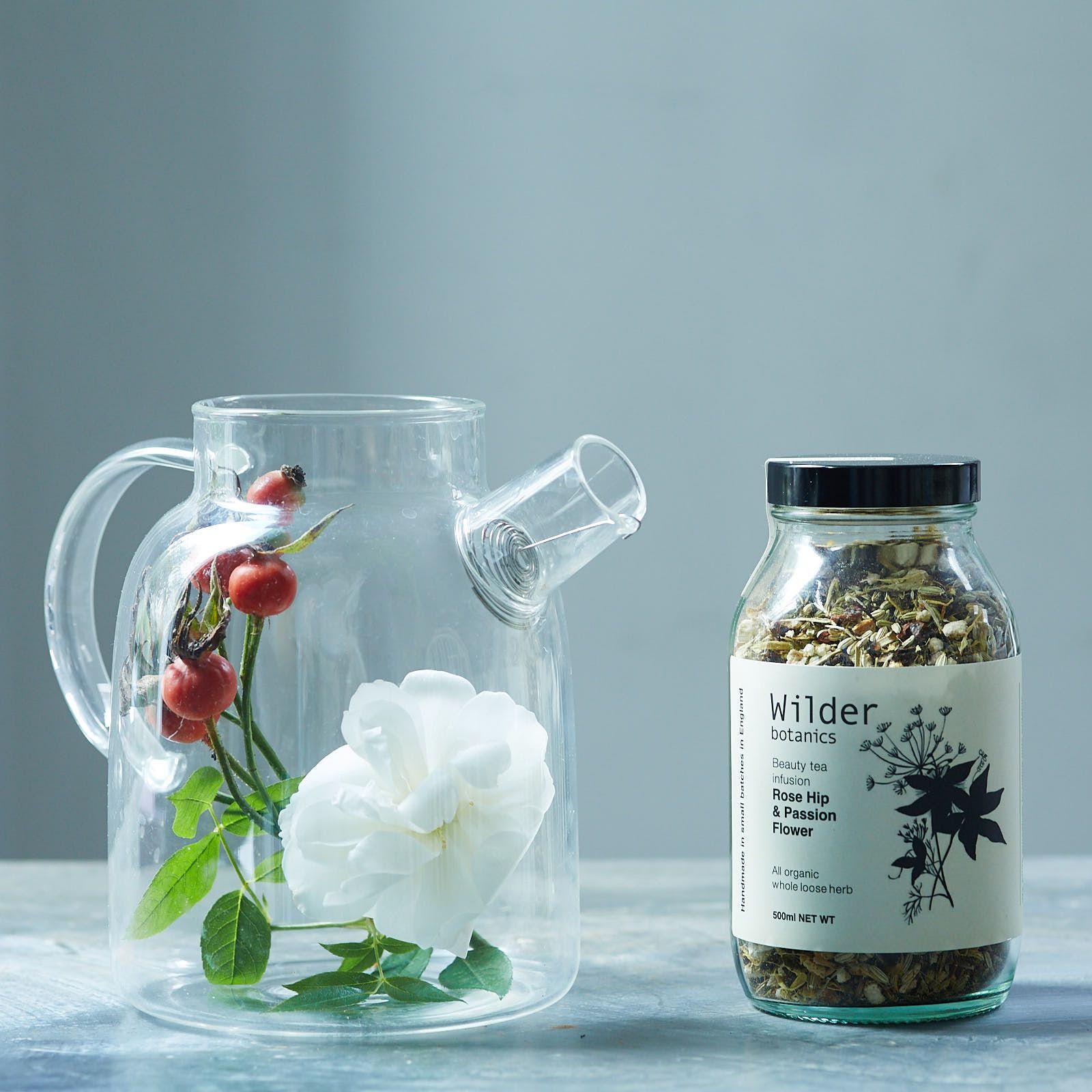 Herbal tea by wilderbotanics