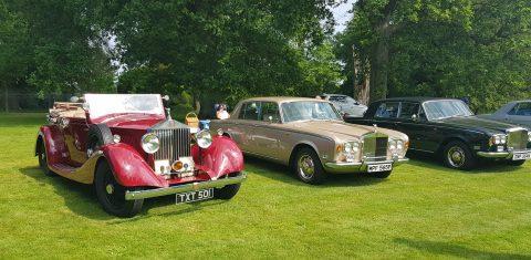 Rolls Royce Enthusiasts Club